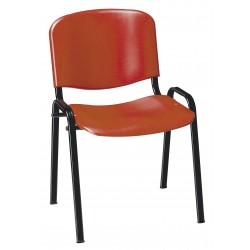 Visuel de la chaise en plastique Iso