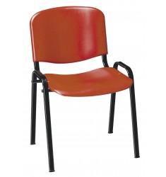 Chaise en polypropylène Iso