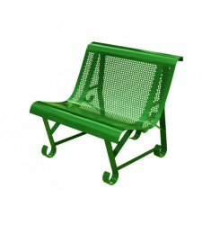 Fauteuil Square Perfo