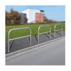 Arceau de sécurité pour trottoirs renforcé