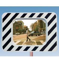 Miroir routier de sécurité antigel
