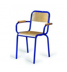 Chaise pour enseignant Léo