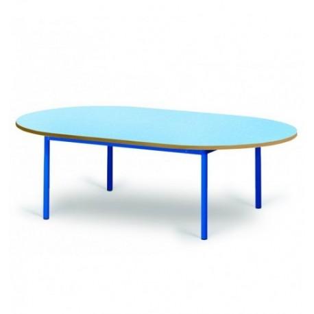 Table ovale pour école Noa