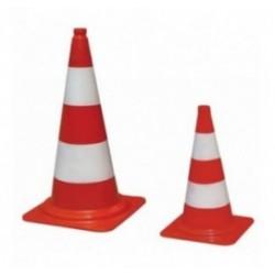 Cône de chantier et de signalisation