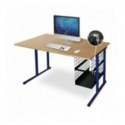 Poste et bureau informatique scolaire Benoit