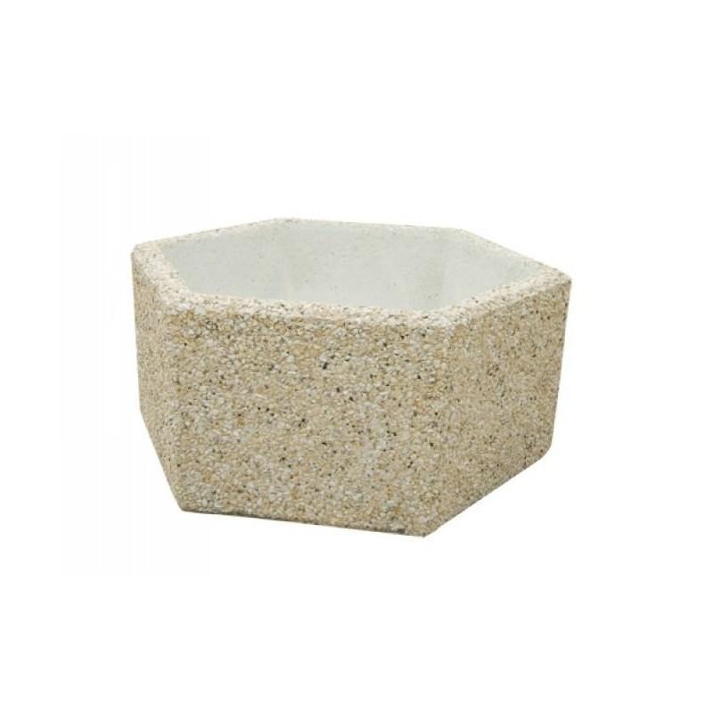 jardini re ext rieure hexagonale jardini re ext rieure en b ton. Black Bedroom Furniture Sets. Home Design Ideas