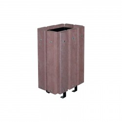 Aménagement extérieur : poubelle Moray