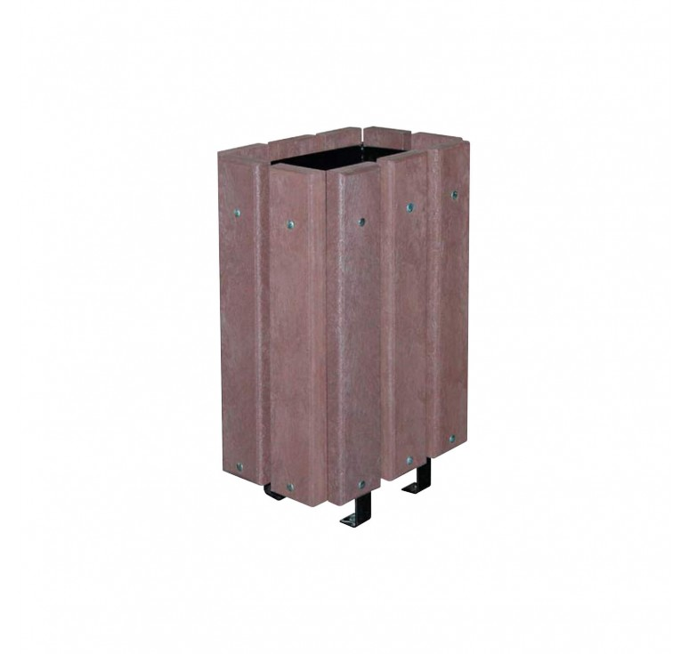 mobilier urbain en recycl poubelle moray en recycl poubelle en plastique recycl. Black Bedroom Furniture Sets. Home Design Ideas