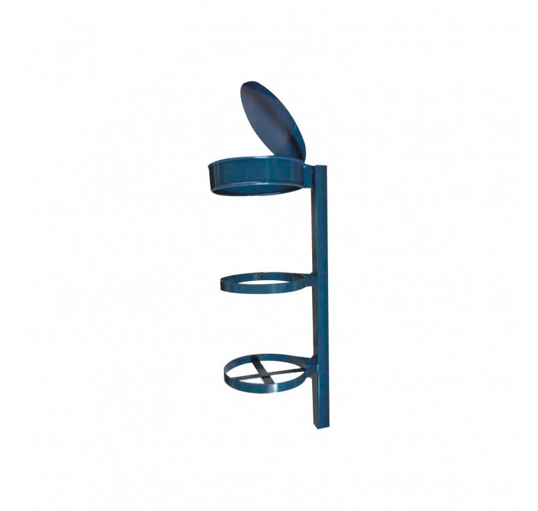 propret poubelle vigipirate 1 arceau leader equipements. Black Bedroom Furniture Sets. Home Design Ideas