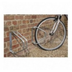 Râtelier vélo en métal mural