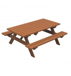 Table pique-nique Douglas