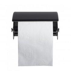 Dérouleur de papier WC noir