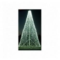 Décoration et illumination de Noël : dôme de lumière