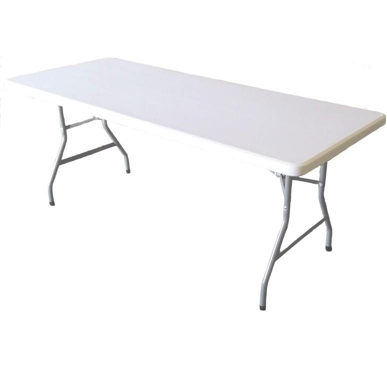 lot de tables polypro pliantes chariot lot de tables. Black Bedroom Furniture Sets. Home Design Ideas