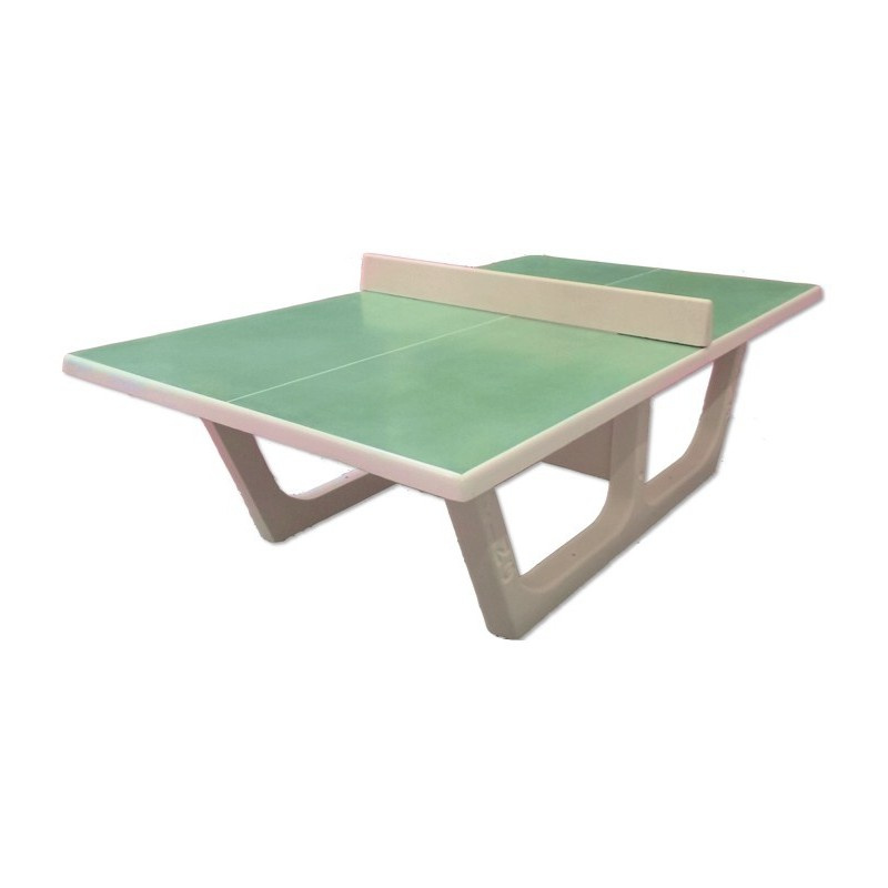 Table de ping pong exterieur en b ton table de ping pong beton rondo fabricant table ping pong - Table ping pong exterieur beton ...