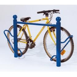 Support cycles en acier peint