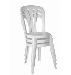 Chaise en plastique Ecochair