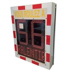 Radar pédagogique Speed+