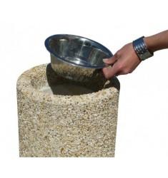 Cendrier en béton Balthazar