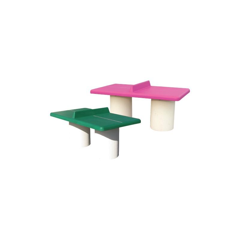 table de ping pong en b ton pour enfants table ping pong pour cole primaire. Black Bedroom Furniture Sets. Home Design Ideas