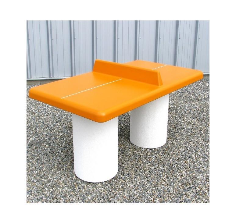 table de ping pong en b ton pour enfants table ping pong pour cole primaire leader quipements. Black Bedroom Furniture Sets. Home Design Ideas