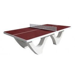 Tennis de table en béton pour collectivités