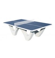 Table ping pong en béton pour collectivités