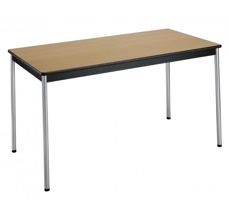 table de r union modulable en 6 coloris table de r union modulable en m lamin leader equipements. Black Bedroom Furniture Sets. Home Design Ideas
