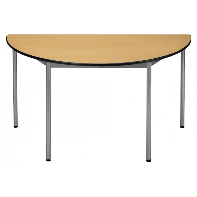 Table de r union modulable en 6 coloris table de r union modulable en m lamin - Table de reunion modulable ...