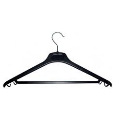 Cintre en plastique noir