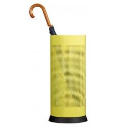 Porte-parapluies avec socle en plastique