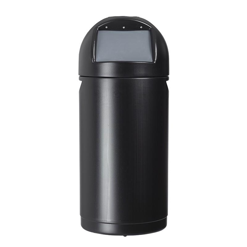poubelle de bureau poubelle trappe leader quipements. Black Bedroom Furniture Sets. Home Design Ideas