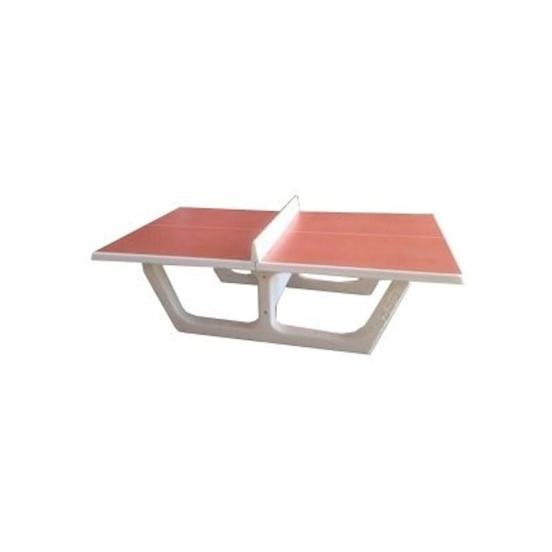 Table De Ping Pong Exterieur En Béton Table De Ping Pong