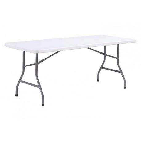 Fabricant table pliante pour collectivités en polypro