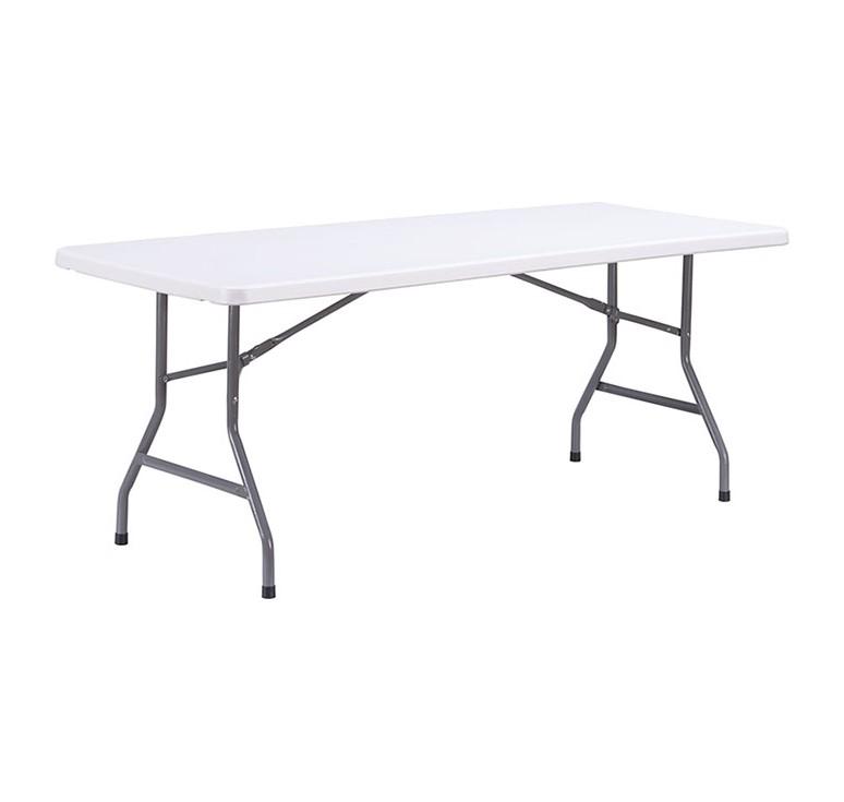 Table pliante pour salle des f tes table pliante en for Table pliante pour studio