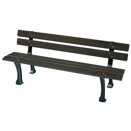 banc public en compact cork mobilier urbain en compact leader quipements. Black Bedroom Furniture Sets. Home Design Ideas