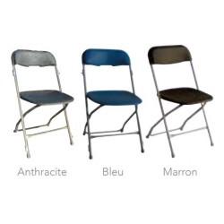 Visuel de la chaise pliante Viky - Leader Equipements