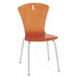 Visuel de la chaise polyvalente scolaire - Leader Equipements