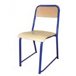 Visuel de la chaise renforcée pour écolier Léa - Leader Equipements