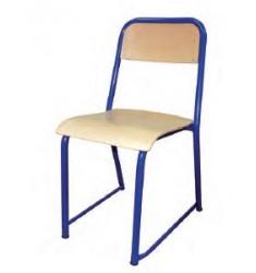 Chaise renforcée pour écolier Léa