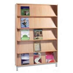 Meuble présentoir de livres - Leader Equipements