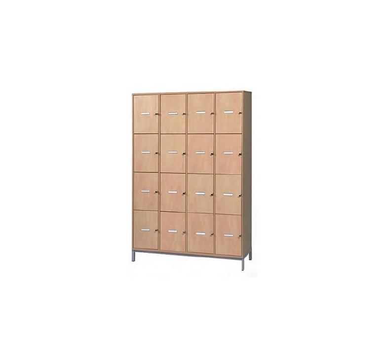 meuble casiers enseignants mobilier scolaire leader. Black Bedroom Furniture Sets. Home Design Ideas