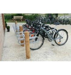 Support vélo simple ou double face