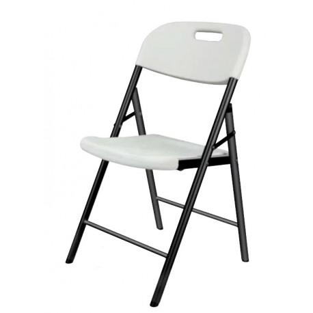 Mobilier de collectivit chaise pliante malaga chaise for Chaise pliante interieur