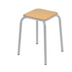 Tabouret scolaire traditionnel