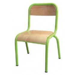 Chaise pour écolier en bois Noa