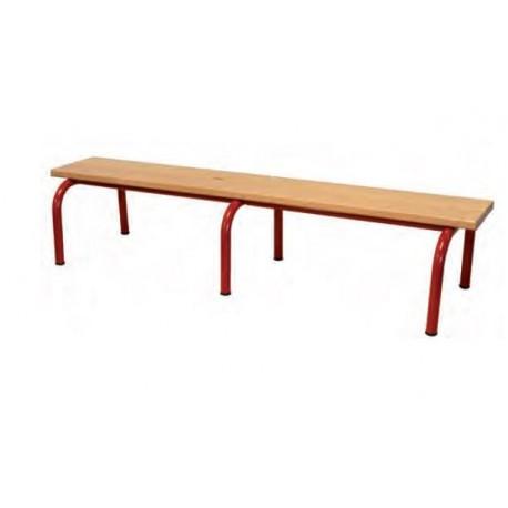 banc scolaire en bois pour maternelle banc scolaire en bois et m tal evan. Black Bedroom Furniture Sets. Home Design Ideas
