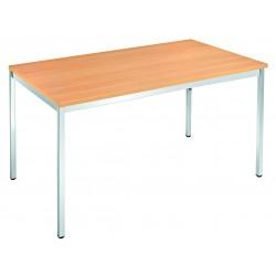 table de réunion fixe - Leader Equipements