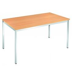 Table de réunion modulable fixe