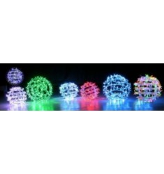 Boule lumineuse 3D